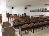 Mobiliário Novo para o Público no Plenário